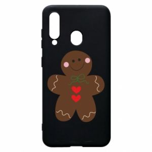 Phone case for Samsung A60 Gingerbread Man