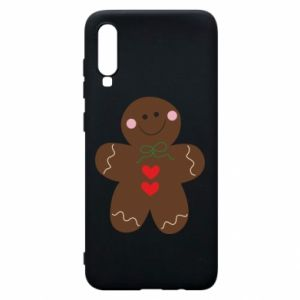 Phone case for Samsung A70 Gingerbread Man