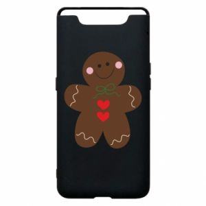 Phone case for Samsung A80 Gingerbread Man