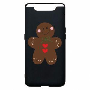 Samsung A80 Case Gingerbread Man