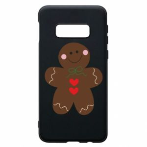 Phone case for Samsung S10e Gingerbread Man