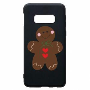 Samsung S10e Case Gingerbread Man