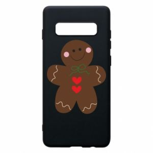 Phone case for Samsung S10+ Gingerbread Man