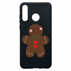 Phone case for Huawei P30 Lite Gingerbread Man