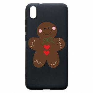 Xiaomi Redmi 7A Case Gingerbread Man