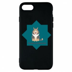 Phone case for iPhone 7 Dog