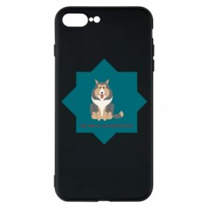 Phone case for iPhone 7 Plus Dog