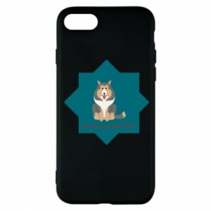 Phone case for iPhone 8 Dog
