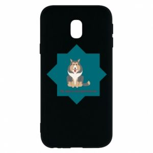 Phone case for Samsung J3 2017 Dog