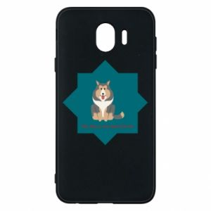 Phone case for Samsung J4 Dog