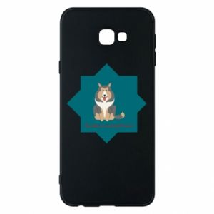 Phone case for Samsung J4 Plus 2018 Dog