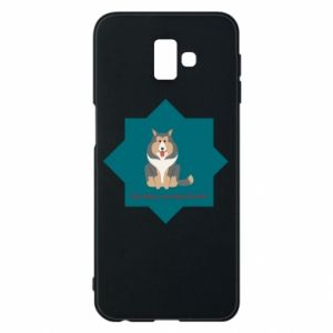 Phone case for Samsung J6 Plus 2018 Dog