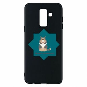 Phone case for Samsung A6+ 2018 Dog