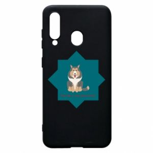 Phone case for Samsung A60 Dog
