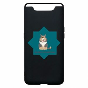 Phone case for Samsung A80 Dog