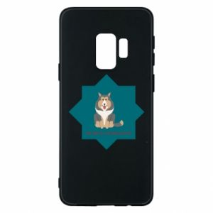 Phone case for Samsung S9 Dog