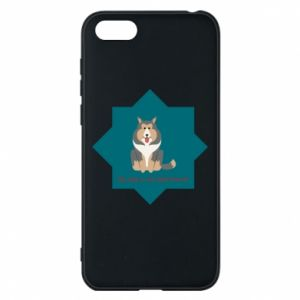 Phone case for Huawei Y5 2018 Dog