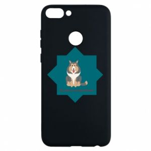 Phone case for Huawei P Smart Dog