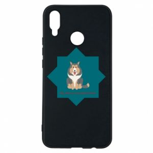 Phone case for Huawei P Smart Plus Dog