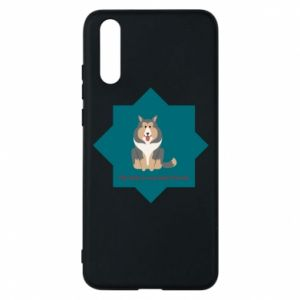 Phone case for Huawei P20 Dog