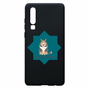 Phone case for Huawei P30 Dog