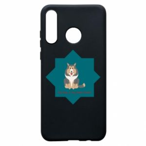 Phone case for Huawei P30 Lite Dog