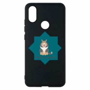Phone case for Xiaomi Mi A2 Dog