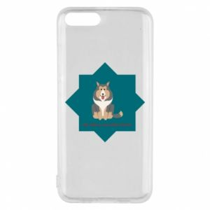 Phone case for Xiaomi Mi6 Dog