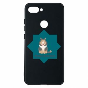 Phone case for Xiaomi Mi8 Lite Dog