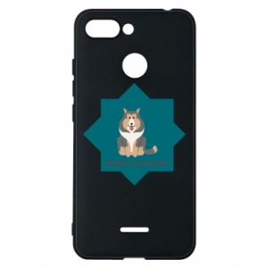 Phone case for Xiaomi Redmi 6 Dog