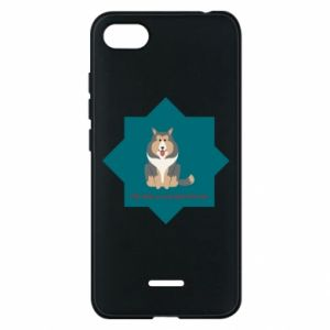 Phone case for Xiaomi Redmi 6A Dog