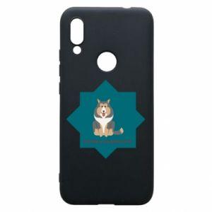 Xiaomi Redmi 7 Case Dog