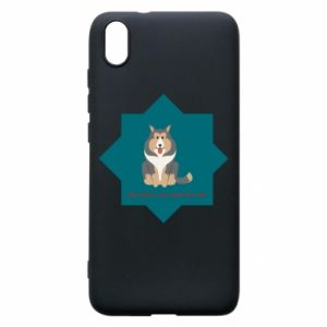 Phone case for Xiaomi Redmi 7A Dog