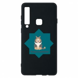 Phone case for Samsung A9 2018 Dog