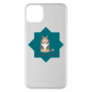 Phone case for iPhone 11 Pro Max Dog