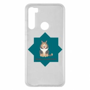 Xiaomi Redmi Note 8 Case Dog