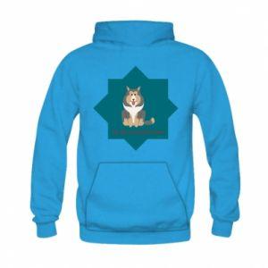 Kid's hoodie Dog