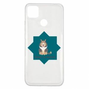 Xiaomi Redmi 9c Case Dog