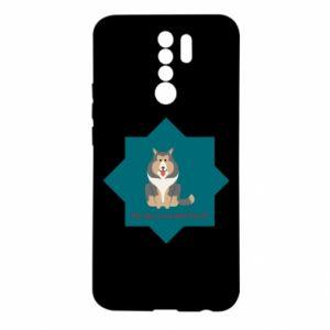 Xiaomi Redmi 9 Case Dog