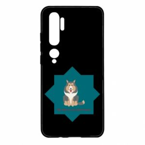 Xiaomi Mi Note 10 Case Dog