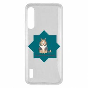 Xiaomi Mi A3 Case Dog