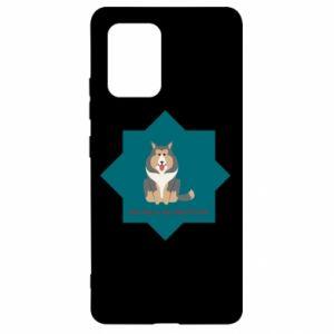 Samsung S10 Lite Case Dog