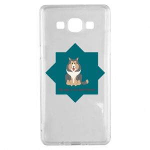 Samsung A5 2015 Case Dog