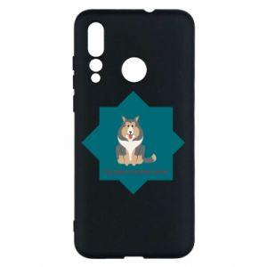 Huawei Nova 4 Case Dog