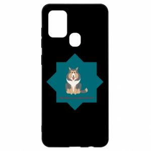 Samsung A21s Case Dog