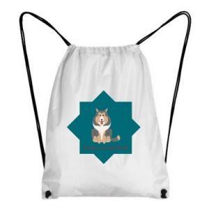 Backpack-bag Dog