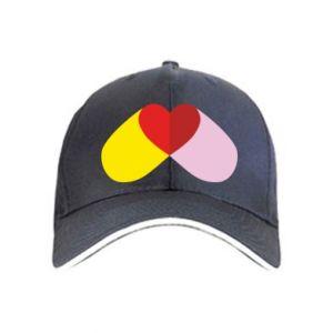 Cap Heart pill