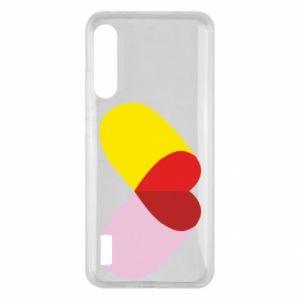 Xiaomi Mi A3 Case Heart pill