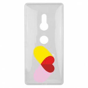 Sony Xperia XZ2 Case Heart pill