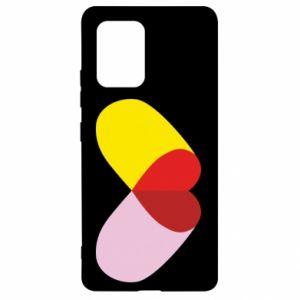 Samsung S10 Lite Case Heart pill